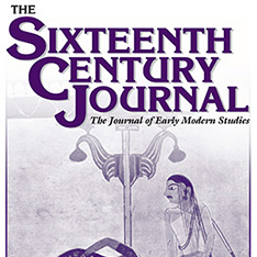 Cover image of current volume. Link to current volume content.